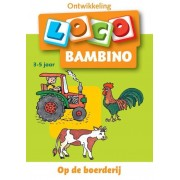 Boosterbox Bambino Loco - Op de Boerderij (3-5 jaar)
