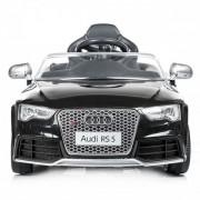Masinuta electrica cu telecomanda Chipolino Audi RS05 black