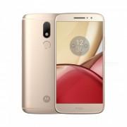 Motorola MOTO M Android 6.0 Smartphone con 4 GB de RAM + ROM de 32 GB - Oro