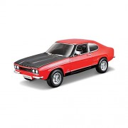 Bburago 1/32 Ford Capri RS2600 (1970-Red)