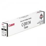 Тонер касета за Canon Toner CEXV34 Black - 3782B002AA