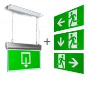 Elro Lampada a sospensione incl. LED uscita di emergenza - EMERGENCY 1