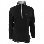 Craghoppers Womens/dames Seline Half Zip Micro Fleece Top Zwart 18