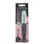 L´Oréal Paris Mega Volume Miss Baby Roll mascara volumizzante 9,1 ml tonalità Mega Black donna