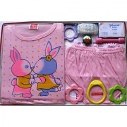 Love Baby Gift Set Tom Jerry - Pink