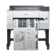 """Epson Plotter epson surecolor sc-t3400 a1 24""""/ 2400ppp/ 1gb/ usb/ red/ wifi/ wifi direct/ pedestal"""