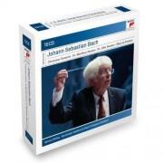 Helmuth Rilling - Bach: Sacred Choral Works (0886976871727) (10 CD)