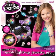 Cra-Z-Art Sparkle Bright Lite Up Jewelry