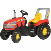 Rolly Toys traptractor RollyX-Trac junior rood