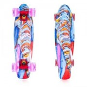 Fish Skateboards Pennyboard Elephant 22'', ArtFish