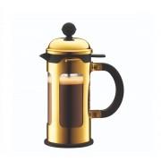 Bodum Chambord cafetiere 35cl - goud/zwart