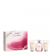 Shiseido Ever Bloom EDP Confezione 50 ML EDP + 50 ML Body Lotion + 50 ML Shower Gel