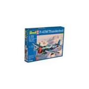 Kit De Montar Revell 1:72 P 47m Thunderbolt
