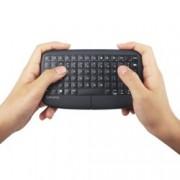 Клавиатура Lenovo Keyboard L500, безжична, вграден Touchpad, 2xAAA батерии, USB