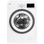 Masina de spalat rufe Beko WUE7636X0A, Capacitate 7 kg, 15 programe, Clasa energetica A+++, 1200rpm, Display digital, SteamCure, HomeWhiz, Alb