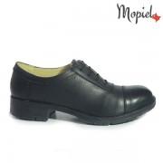 Pantofi dama din piele naturala 23507/negru/Newbiker
