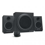 LOGITECH MULTIMEDIA SPEAKERS Z333 - BLACK - 3.5 MM