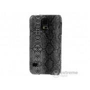 Husă din plastic Gigapack pentru Samsung Galaxy S V. (SM-G900), negru (conform producătorului)