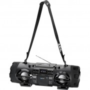 AEG Stereo radio Boombox, SR 4360 BT, negru