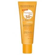 Bioderma Italia Srl Photoderm max aquafluid tinted spf50+