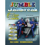 Jumble Jailbreak: These Puzzles Are on the Loose!, Paperback