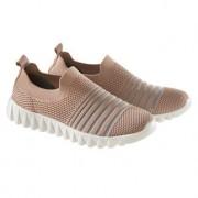 bernie mev. Knit-Sneakers, 36 - Beige