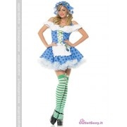 Costume Miss Blueberry