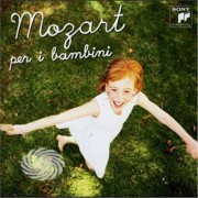 Video Delta V/A - Mozart Per I Bambini - CD