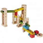 EverEarth® Circuit Billes Toboggan EverEarth - Jouets en bois