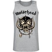 Motörhead Cream Warpig Herren-Tank-Top - Offizielles Merchandise S, M, L, XL, XXL Herren