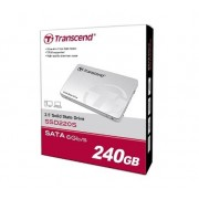Transcend 240gb 2.5in Ssd220s Sata3 Tlc Aluminum Case
