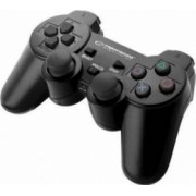 Gamepad Wireless Esperanza EGG108K Gladiator PC-PS3 Negru