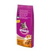 Суха храна за котки Whiskas с агнешко месо 14 кг