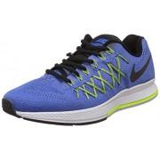 Nike Men's Air Zoom Pegasus 32 Medium Blue Running Shoes - 7.5 UK/India (42 EU)(8.5 US)(749340-401)