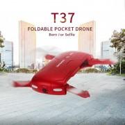 GoolRC T37 összehajtható szelfi drón wifi fpv kamera