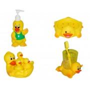 Set accesorii de baie pentru copii DUCK
