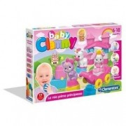 Set cuburi Baby Clemmy - Printesa, 17 piese