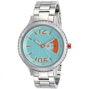 Fastrack Loopholes Analog Silver Dial Womens Watch-6168SM01