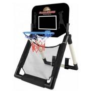 Slam Stars Door to Floor basketbal set