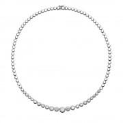 Diamonfire Tenniscollier zilver 45 cm 803.0060.45