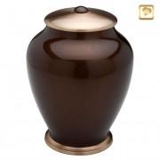 Messing Simplicity Urn Golden Brown (3.5 liter)