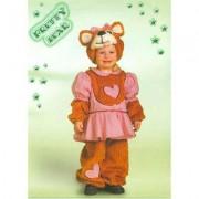 Costume Pretty Bear tg. 2/3 anni