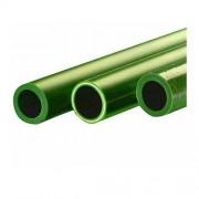 Tubo Verde Polipropilene Saldare D 20 Mm Pn20 4 Metri Ppr Acqua Sanitaria