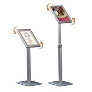 Edimeta Porte-message modulable Design Metallic® A3