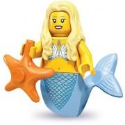 Lego Minifigur serie 9 Sjöjungfru