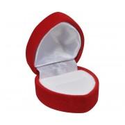 JK Box Cutie cadou pentru inel model Inimă, F-222 / A7