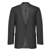 Modul-Anzugweste, -Anzughose oder -Anzug-Sakko Super-120, 54 - Grau - Sakko