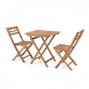 Set masa si doua scaune HECHT BALCONY SET A