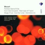 W. A. Mozart - Famous Opera Arias (0809274137623) (1 CD)
