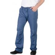 Komforthose, 2 Gesäßtaschen, Farbe blau Gr.70